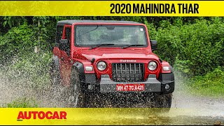 2020 Mahindra Thar – Happy Independence Day! | First Look | Autocar India