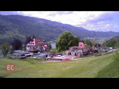 Barn's gone! - construction update [ECTV]