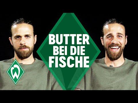 Martin Harnik - Butter bei die Fische | SV Werder Bremen
