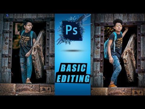 Photoshop Basic Editing Tutorial [CB Editing] - Ritesh Creation