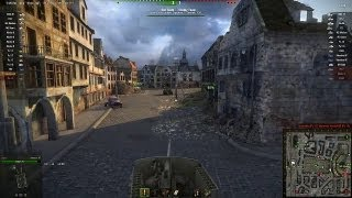 World of Tanks - Himmelsdorf Death Race 2000