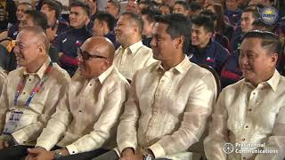 Recognition of the 2019 Southeast Asian Games (SEAG) Medalists (Speech) 12/18/2019