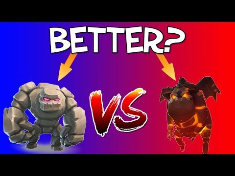 Thumbnail: WHICH IS BETTER IN 2017?! - AIR VS GROUND - THE REAL TEST! - Clash Of Clans!