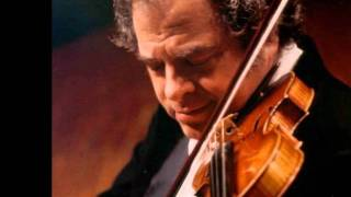 Brahms - Violin Concerto in D major - I. Allegro non troppo (Perlman/Giulini) Part 1