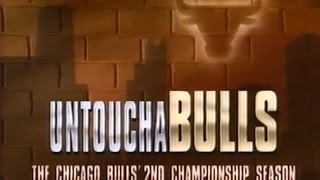 Untouchabulls - The Chicago Bulls' 2nd Championship Season