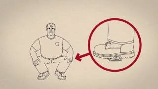 Duluth Trading Tv Commercial Crouch Without The Ouch Ballroom Jeans Youtube