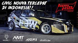 REVIEW CIVIC NOUVA TERCEPAT DI INDONESIA