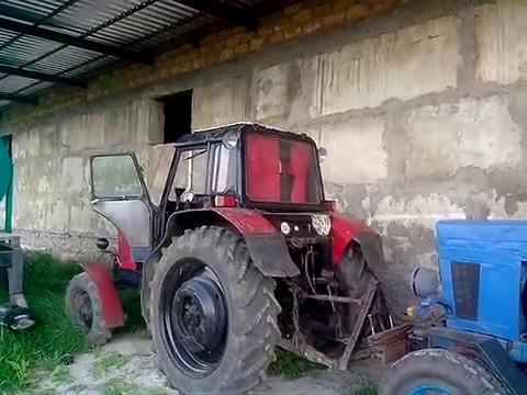 Кабина малая МТЗ-82 - agroru.com