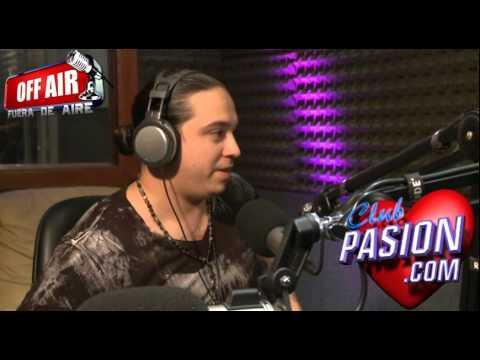 Fuera de Aire en FM Pasión - Sebastián Mendoza