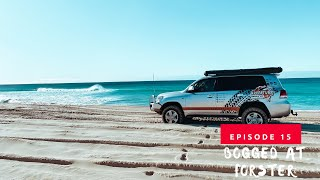 Bogged At Forster NSW - Epi.15 - Adventure Bound
