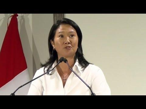 Keiko Fujimori, se hunde en escándalo de corrupción y crisis interna de su partido