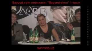 Parodiya 2012  Sayyod ShouYulduz Usmanova