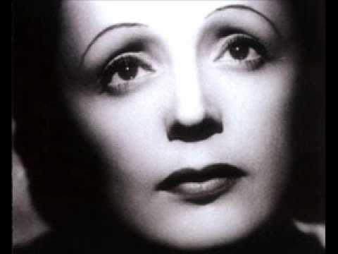 Hymne A L'amour - Edith Piaf