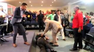 The power of God - Durban Christian Centre Wentworth, Durban, South Africa.