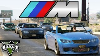 GTA V - BMW Car Meet !