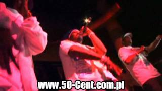 "50 Cent & G Unit & Young Buck performing "" I"