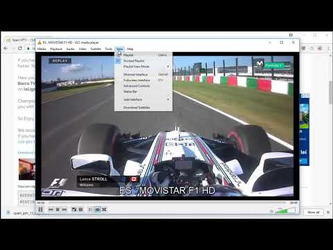 Spain IPTV Links - FREE Source TV