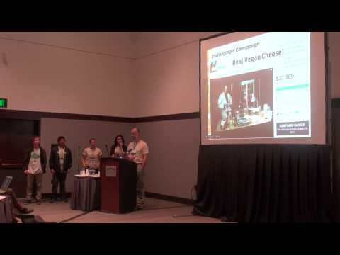 Real Vegan Cheese iGEM 2014 presentation