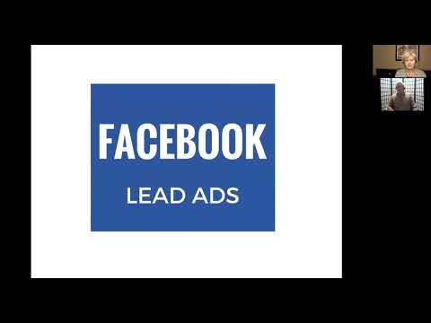 Facebook Lead Ads Webinar- Video Replay