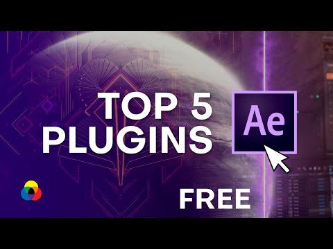 5 Best Plugins For After Effects (Free)