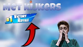 Play with viewers! Wins Grinden! [! Coins! Rank] Fortnite {MVF} (NL) (BE) Livestream