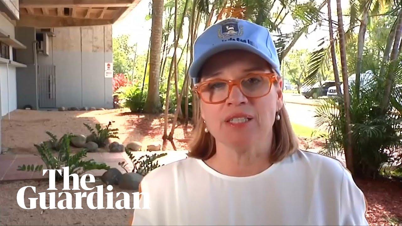 San Juan mayor criticises Donald Trump's Hurricane Maria comments