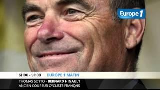 Bernard Hinault : Armstrong