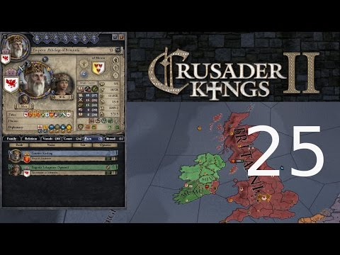 Crusader Kings 2 25 Fighting Muslims in France