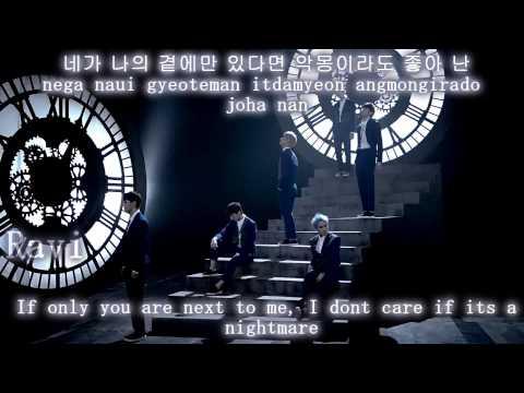 VIXX - Eternity (Lyrics color coded) [HAN/ROM/ENG]