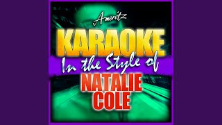 Inseparable (In the Style of Natalie Cole) (Instrumental Version)
