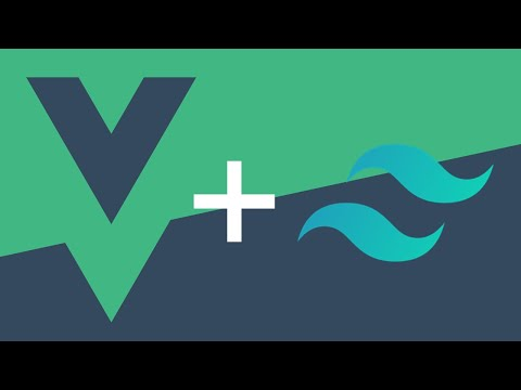 Set-up Tailwind CSS with Vue in 2 minutes! thumbnail