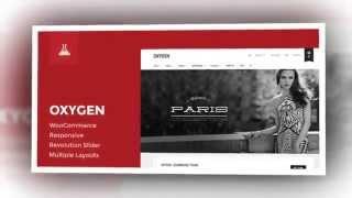 Oxygen WooCommerce WordPress Theme - Video ServerThemes.Net