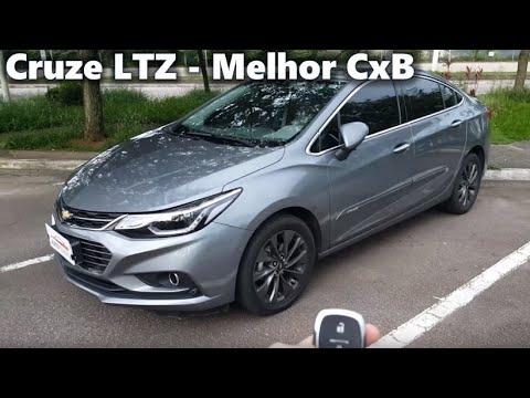 Chevrolet Cruze 1.4 Turbo LTZ2 - Baixo Consumo E Alto Desempenho