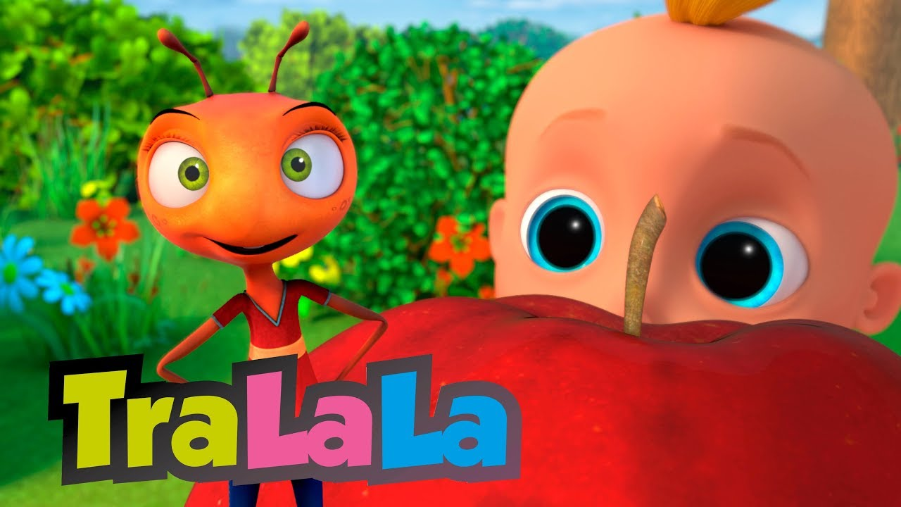 Marșul furnicilor+ KARAOKE - Cântece pentru copii | TraLaLa