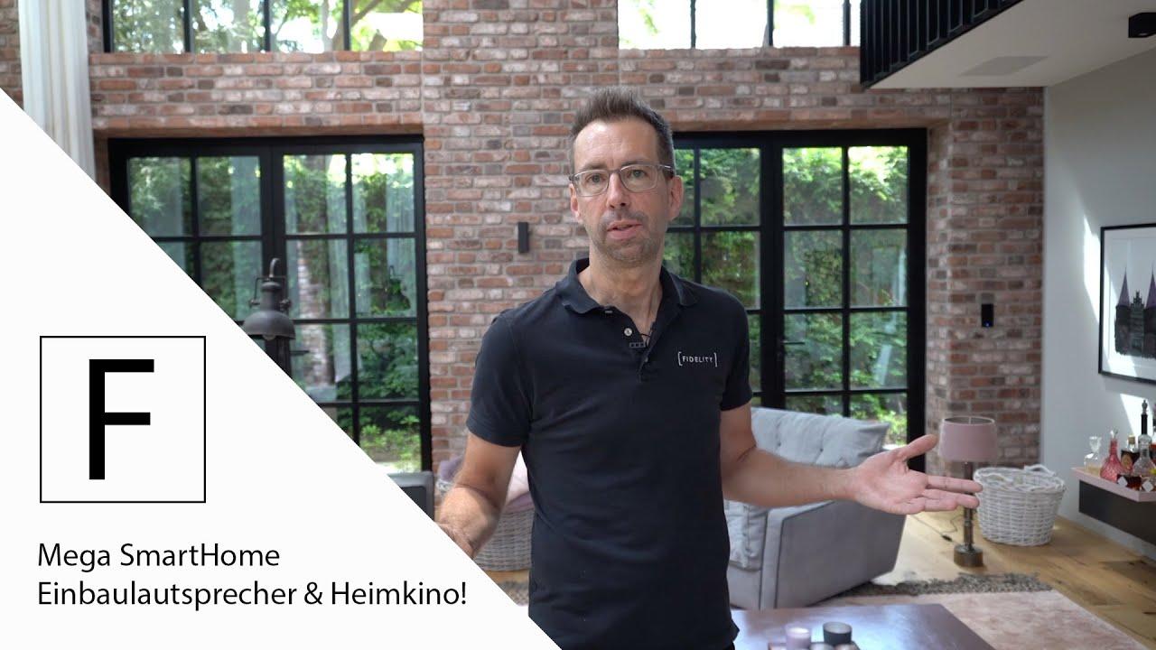 Smart 👉 Smarter 👉 Fidelity Hamburg 👌- Smart Home mit Control4 - SmartTV, HiFi & Heimkino Lösungen!