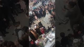 Цыгане на свадьбе танцуют лизгинку