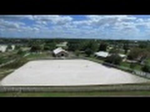 Wellington Florida Barn for seasonal rental