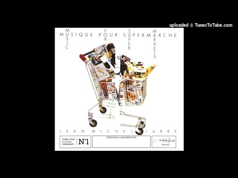 Jean-Michel Jarre: Music for Supermarkets (full album + radi