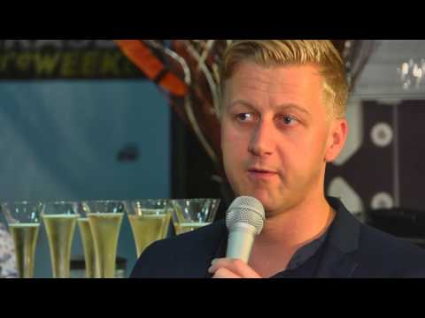 The Launch of The Business Book Club with Gareth Cliff's latest book (Full Interview)