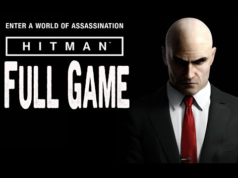 HITMAN FULL GAME Walkthrough BETA (HITMAN 2016) No Commentary