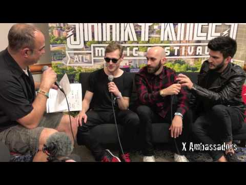 99x at Shaky Knees with X Ambassadors