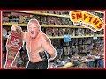TOY HUNT!!! | BROCK LESNAR Takes Us To SUPLEX CITY!!! | WWE Mattel Wrestling Figure Shopping Fun #85