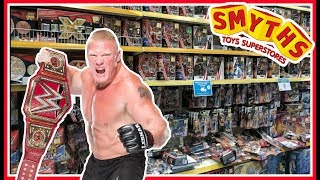 wwe mattel figure toy hunt