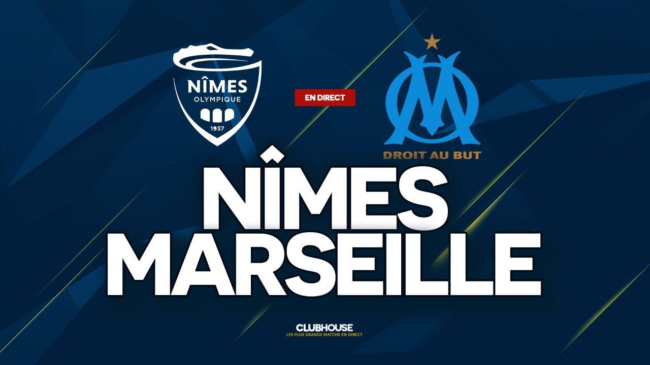 Nimes Marseille Clubhouse No Vs Om Youtube
