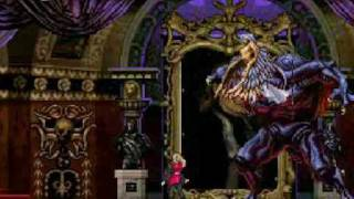 Castlevania Dawn of Sorrow (Yoko solo) Final Boss Soma - No Damage, No Subweapons