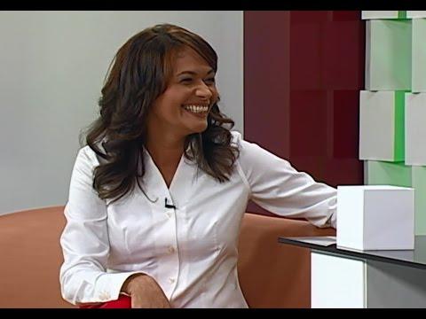 Darleide Alves conta experiências de vida e maternidade