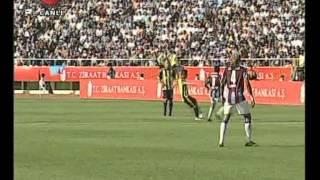 Turkiye kupasi 2010 Trabzonspor - Fenerbahce 3-1.  Full mac