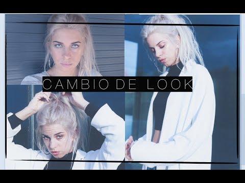 PELO BLANCO | Cambio de look