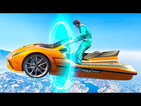 Download Youtube: INSANE TRANSFORMING RACES! (GTA 5 Race)