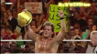 Wrestlemania 26- Edge Vs Chris Jericho Custom Highlights (En Español)